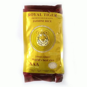 Ryż Jaśminowy Premium Gold, Royal Tiger, 1kg