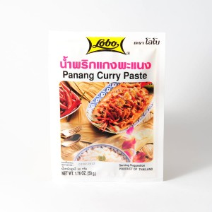 Pasta Curry Panang, tajska, 50g.